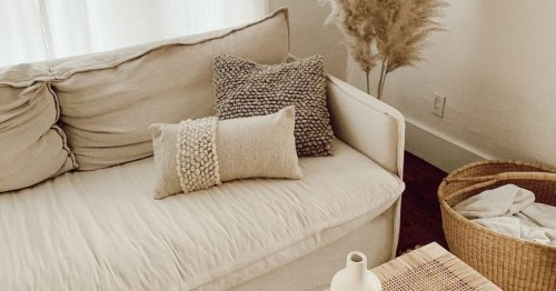Shopping For Throw Pillows? Start With These 12 Stylish Picks