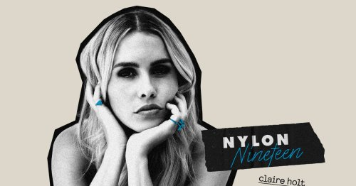 Claire Holt Is Also Obsessed With 90s Gwyneth Paltrow And Brad Pitt