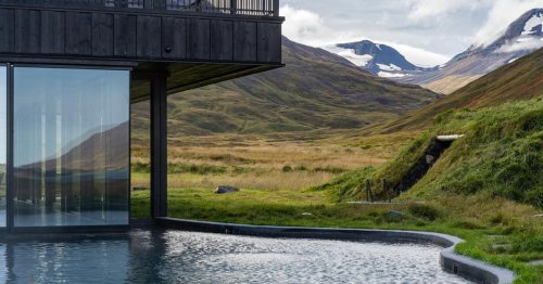 Head To This Icelandic Resort For A Vacation Dedicated To Wellness