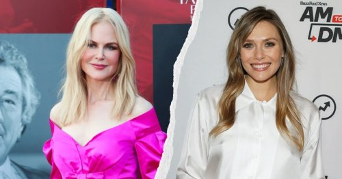 Elizabeth Olsen & Nicole Kidman's Eerie New Show Is A True Crime Must-Watch
