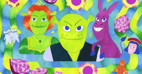 """The oral history of 'Shrek,' the """"ugly stepsister"""" that changed animation"""
