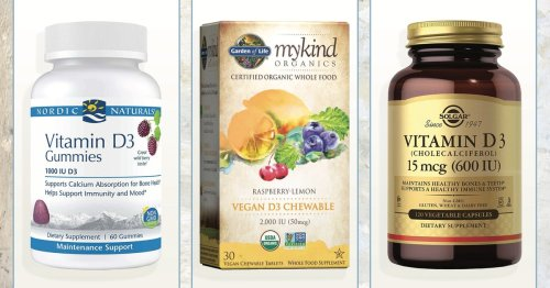 What to look for in a vitamin D supplement, according to doctors