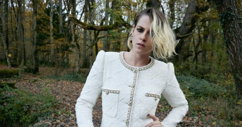 Kristen Stewart Stars In The Newest Chanel Campaign By Juergen Teller