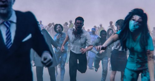 """How Covid-19 turned us into biological """"zombies"""""""