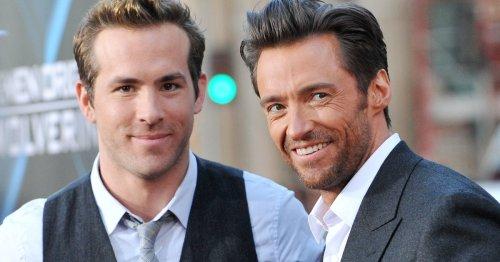 "Hugh Jackman Used Blake Lively To Hilariously Reignite His Ryan Reynolds ""Feud"""