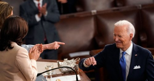 Biden / Harris cover image