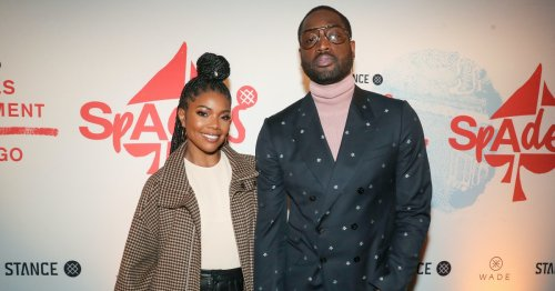 Gabrielle Union & Dwyane Wade Are Launching A Skin Care Line For Babies Of Color