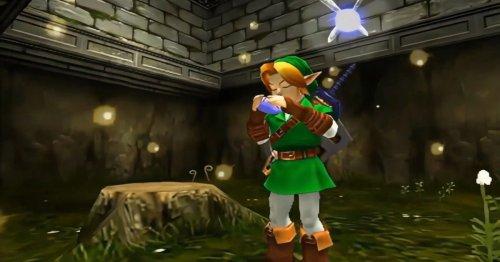 N64 games like 'Ocarina' run like garbage on Nintendo Switch, apparently