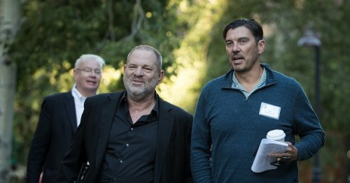 After Harvey Weinstein allegations, psychologists explain why men protect abusive men