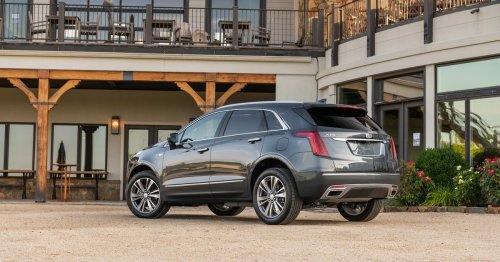 Why the 2021 Cadillac XT5 is holding its own in the busiest category