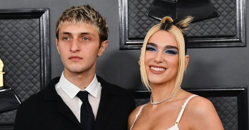 "Anwar Hadid Drops His Newest Raucous Single, ""Off @ Night"""