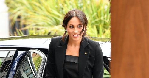 Meghan Markle's Go-To Designer Shares The Meaning Behind His New Collection