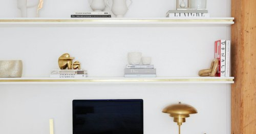 Refreshing Your Home Office? This Designer-Approved Update Doesn't Cost A Thing
