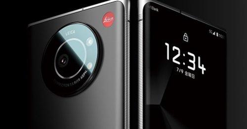 Leica Leitz Phone 1 packs huge camera sensor at an eye-watering price