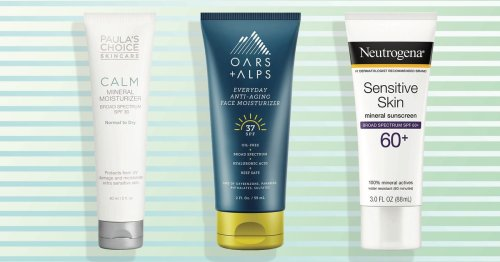 The Best Sunscreens For PMLE, According To A Dermatologist