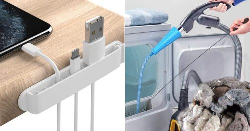 44 Extremely Helpful Things For Your Home You'll Regret Not Buying Sooner