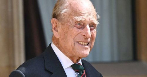 Prince Philip's Funeral Details Have Been Announced By The Royal Family