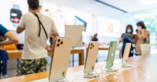 AppleCare+ insurance now now be extended indefinitely to protect your goods