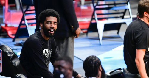 Kyrie Irving called his Nike basketball shoes 'trash.' He takes it back.