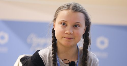 Greta Thunberg calls out G7 leaders for their frivolous and wasteful meeting on climate change