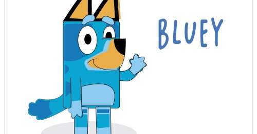 Your Whole Family Can Dress Up In These Bluey Halloween Costumes