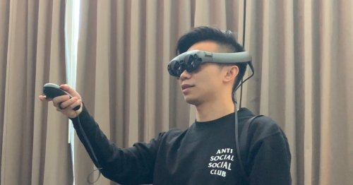 I used Magic Leap's AR tech, and it's obvious why the company is for sale