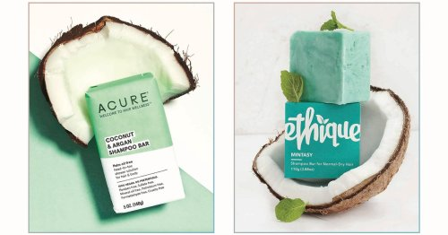 Clean Up Your Hair Care Routine With These Low Waste, Biodegradable Shampoos