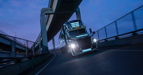 Scientists show how electric big rigs and buses will save thousands of lives