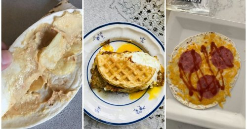 An ode to the unhinged quarantine meals that got us through the pandemic