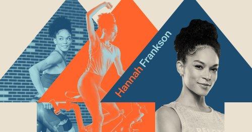 Peloton's Hannah Frankson Hopes Mel B Hits Up Her Next Ride