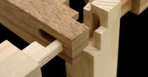 Learn Japanese woodworking with this free software