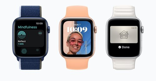 5 new features that just made the Apple Watch a lot more useful