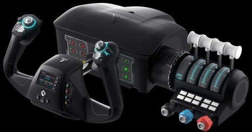 'Microsoft Flight Simulator' is getting some awesome peripherals