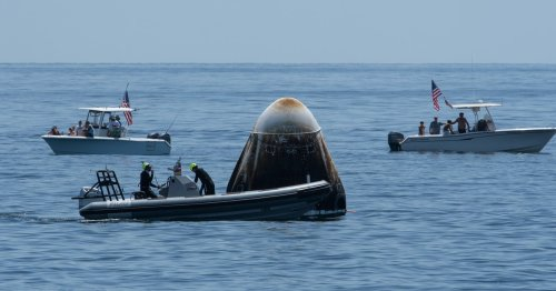 SpaceX wants to keep pleasure boats away the next spaceship landing