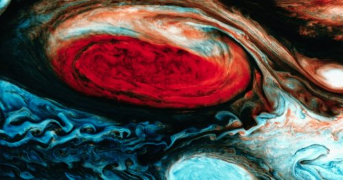 """""""No one has ever seen this before"""": Jupiter's Great Red Spot is speeding up"""