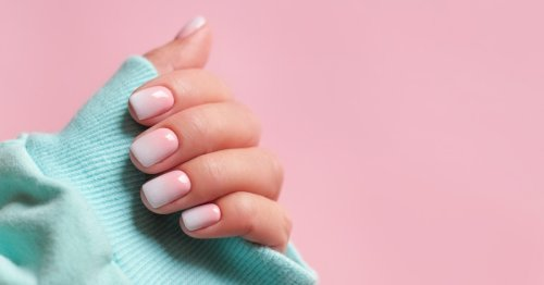 Tie-Dye, Retro Waves, & 9 Other Manicure Designs Perfect For Square Nails