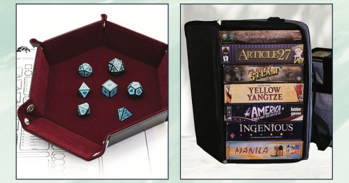 From Meeples To Metal Coins, These Accessories Will Upgrade Your Game Night