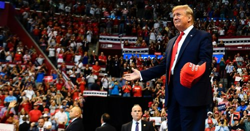 Brace yourselves, folks: Trump's MAGA rallies are coming back