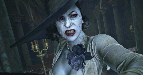 Lady D's size led to huge problems: 'Resident Evil Village' director