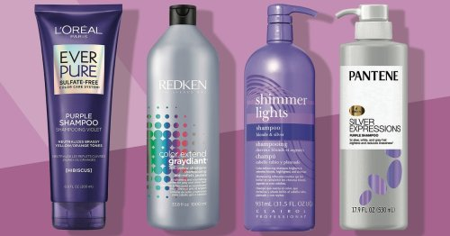 14 Of The Best Shampoos To Help You Maintain The Perfect Shade Of Silver Hair