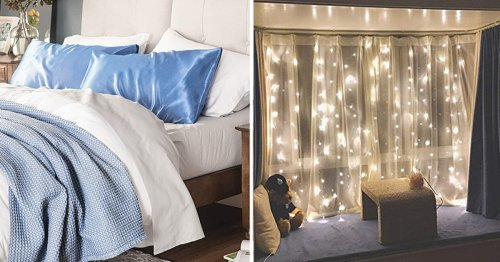 Amazon Keeps Selling Out Of These 45 Things That Make Your Home Look So Much Better