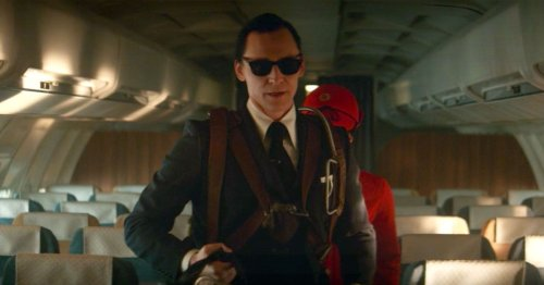 D.B. Cooper reveals how 'Loki' is reinventing a classic sci-fi trope