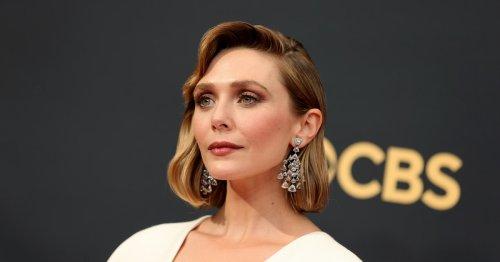 Elizabeth Olsen's Emmys Dress Is The Best Shoutout To Mary-Kate & Ashley