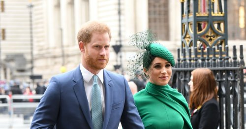 Here's How Meghan & Harry's Body Language Changed Over Time