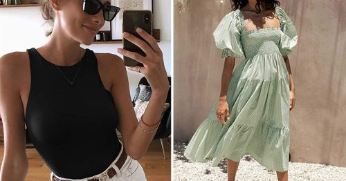 40 Stylish Things That Fit Really Well & Are Under $35 On Amazon