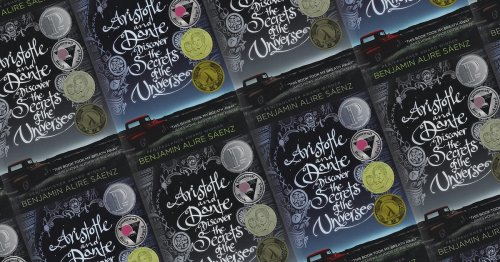 'Aristotle and Dante Discover the Secrets of the Universe' Is The Novel I'm So Jealous You Get To Read For The First Time