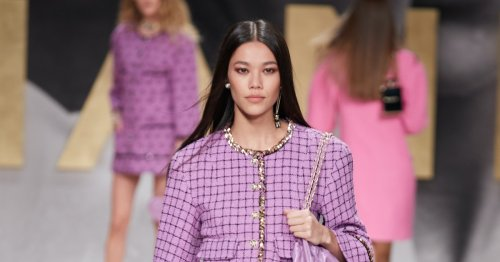 This '80s Trend Was All Over Chanel's Spring '22 Runway