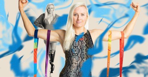 What A Week Of Training Looks Like For Paralympic Swimmer Jessica Long