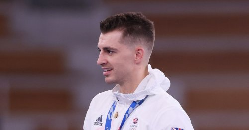 Max Whitlock & His Wife Have Been Together Since He Was 14
