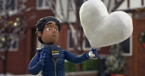 The John Lewis Xmas Ad Features A Voice You've Likely Heard Before